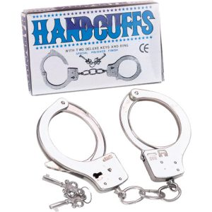 Handcuffs With Deluxe Keys