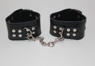 Affordable Bondage Black Wrist Restraints