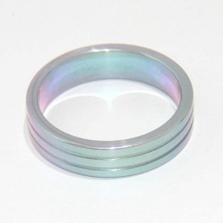 Aluminium Groove Cock Ring 35MM