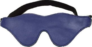 Eric Stanton Leather BDSM Blindfold