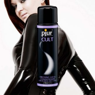 Pjur CULT Rubber and Latex Aid 100ml