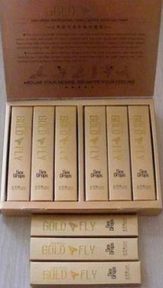 Spanish Gold Fly Satchel Form 12 Pack