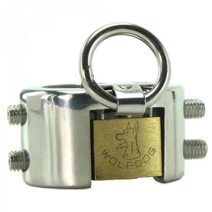 Shadow Stainless Steel CBT Piercing Chamber